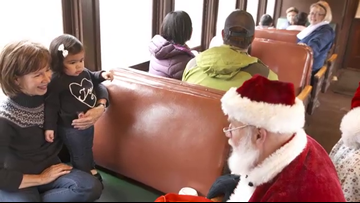 Grant's Getaways: Candy Cane Express