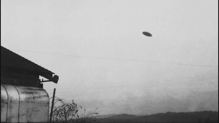 Oregon and its UFOs