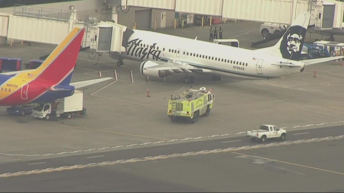 A third of Portland airport's firefighters on leave over vaccine mandate