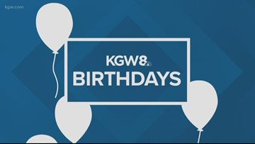 KGW viewer birthdays Oct. 30, 2019