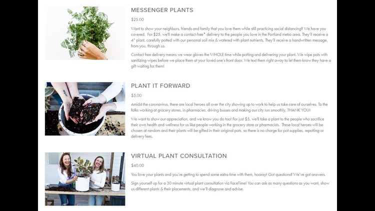 plant doctors social distancing