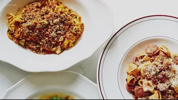 Il Solito has a Portland Marathon dinner special for all of your carbo-loading needs