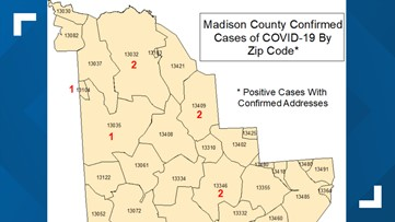 Are there coronavirus cases in your ZIP code? If so, Oregon won't tell you