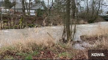 Heavy rain prompts Flood Warning in NW Ore., SW Wash.