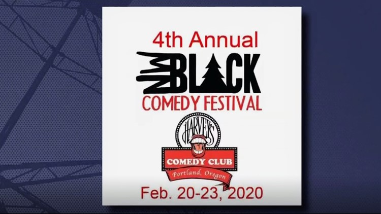 NW Black Comedy Festival returns to PDX this week