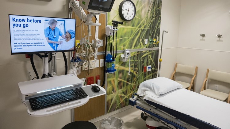 Oregon health care leaders reflect on helping state through COVID pandemic over past year