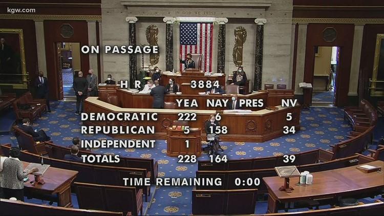 'Vice' News: House of Representatives votes to decriminalize marijuana at federal level