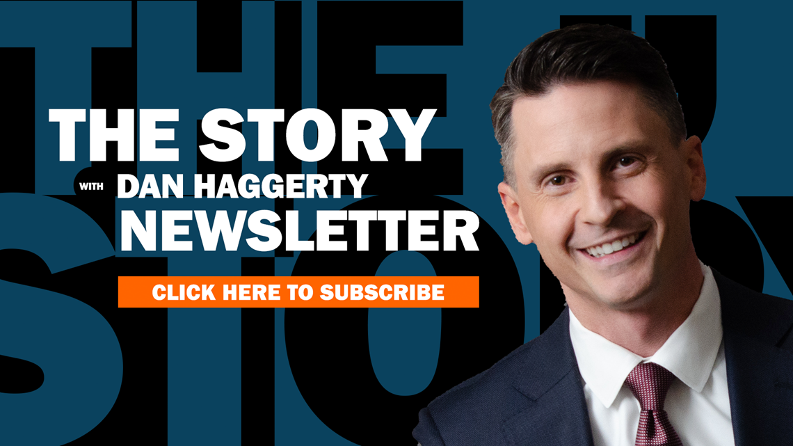 Subscribe to The Story with Dan Haggerty newsletter!