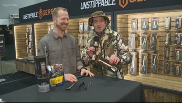 Out & About: Pacific NW Sportsmen's Show