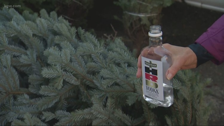 Resultado de imagen para No, vodka won't keep your Christmas tree fresh. But here's what will