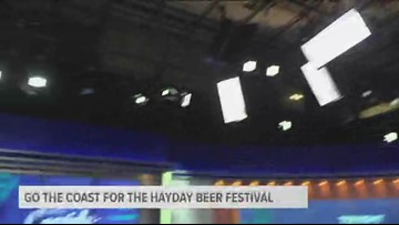 Head to the coast for the Hayday Beer Festival