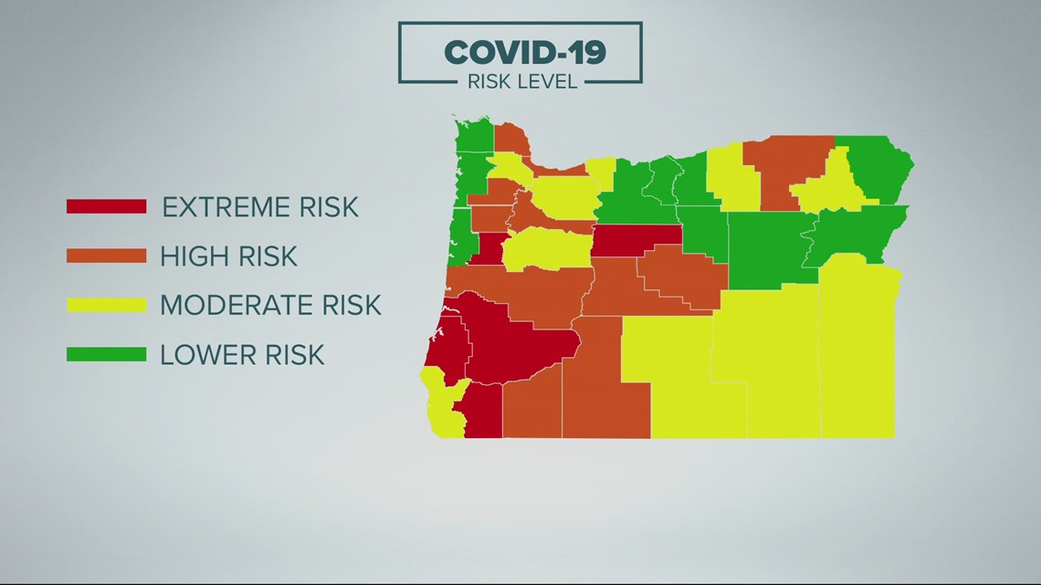 Oregon Gov. Brown: Warning to come before COVID risk level change
