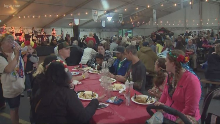 Check out the Oaks Park Oktoberfest this weekend