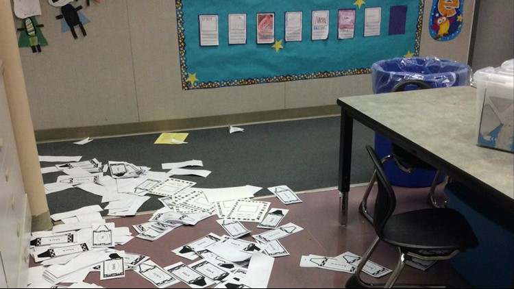 Classrooms in Crisis: Bill would require Oregon districts to track 'room clears'