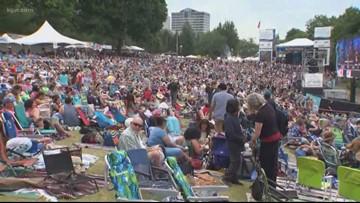 Portland's Waterfront Blues Festival canceled due to coronavirus pandemic