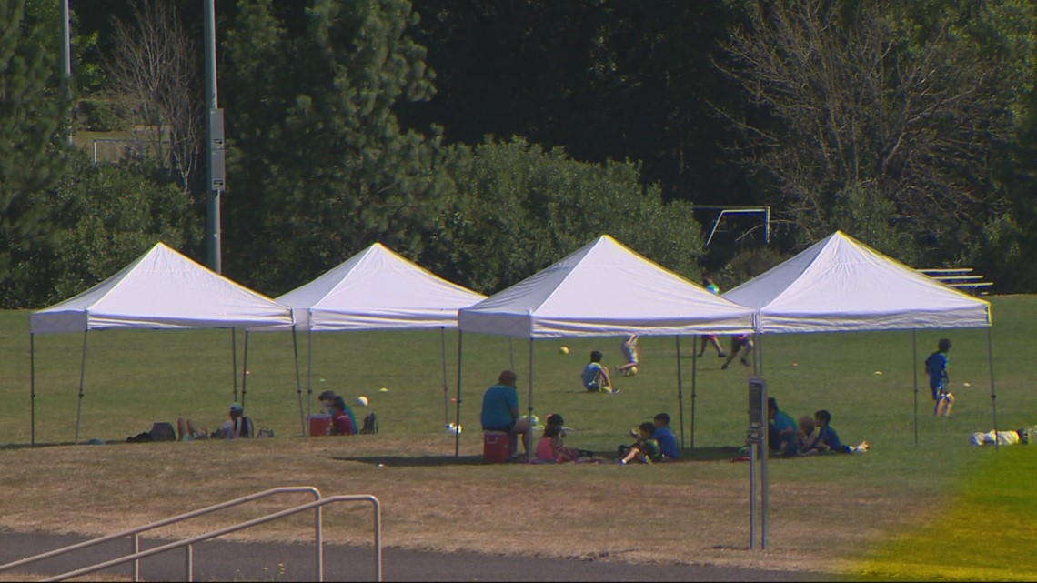 VERIFY: No mask requirement at day camps