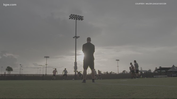 Portland Timbers navigating life inside Major League Soccer bubble