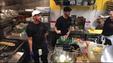 From homeless to internship: Portland nonprofit restaurant celebrates first graduates of transition program