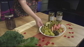 DIY your own pickle bouquet for Valentine's Day