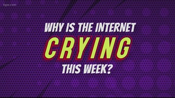 Why is the Internet Crying?