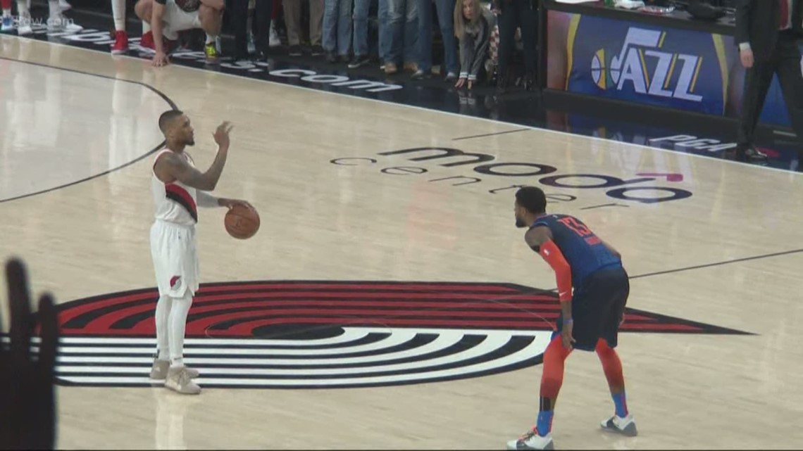 'That shot gave me goosebumps': Fans stunned by Lillard's buzzer-beater