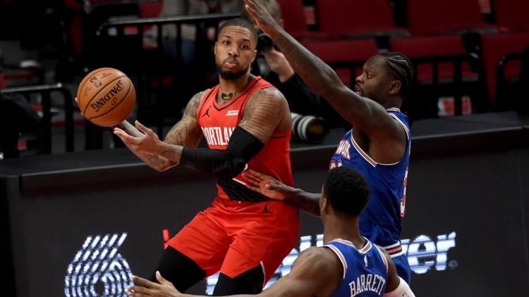 Portland Trail Blazers' second-half schedule: 10 back-to-backs, tough finish to the season