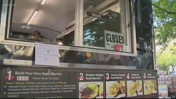 Portland's Alder Street food carts to move to new home downtown