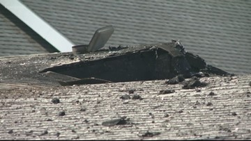 Cause a mystery after fire in Salem church