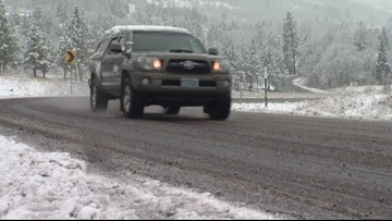 Freezing rain, snow leads to school delays in Columbia River Gorge