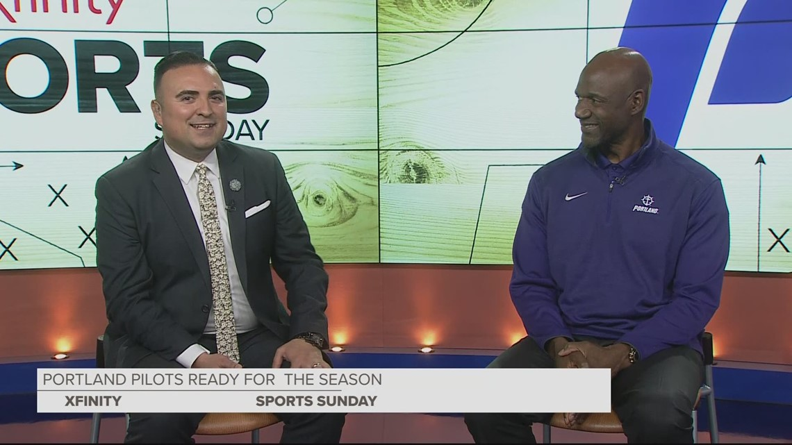 Terry Porter joins Sports Sunday