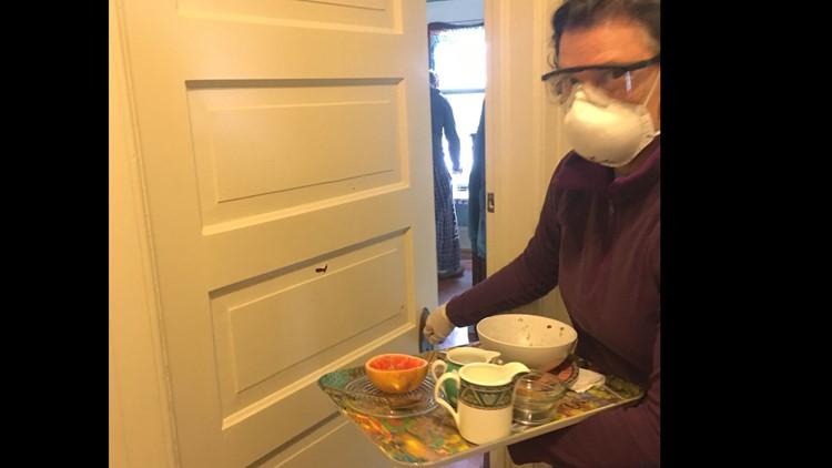 Heather Poehler coronavirus quarantine