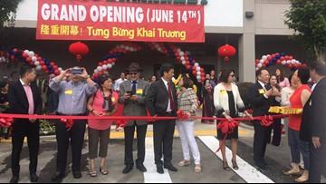 Shun Fat Asian supermarket opens to huge crowds in SE Portland