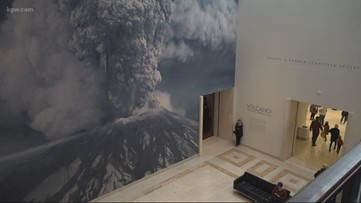 Experience the power and wonder of Mount St. Helens at the Portland Art Museum