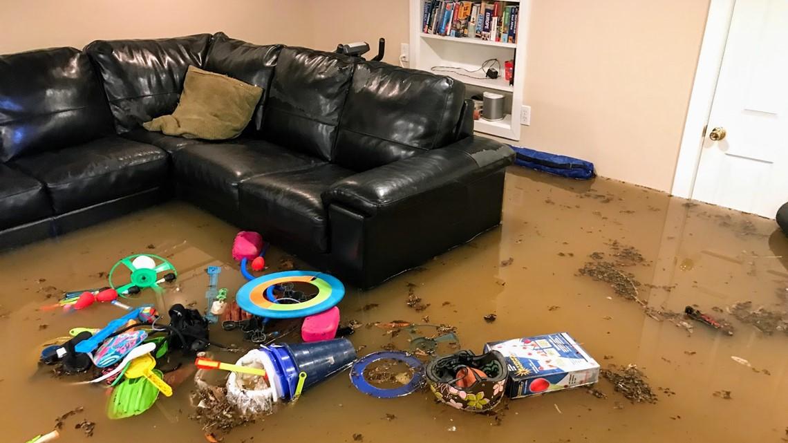 NE Portland residents stay positive despite water main break flooding