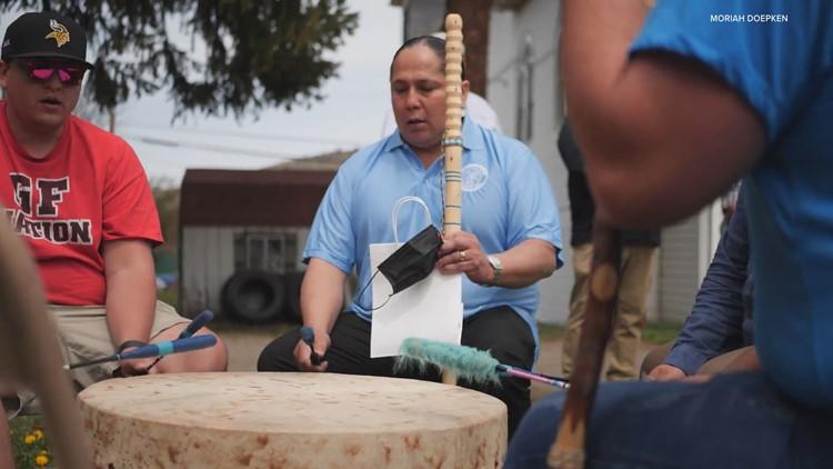 Church returns land to Nez Perce tribe in Wallowa