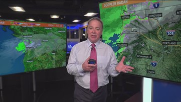 Weather Extra: Snow in the forecast