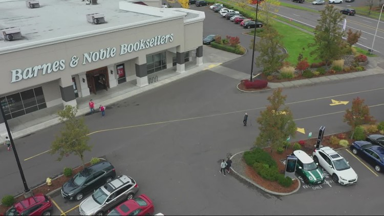 Barnes and Noble closing after 25 years in Hillsboro's Tanasbourne Town Square