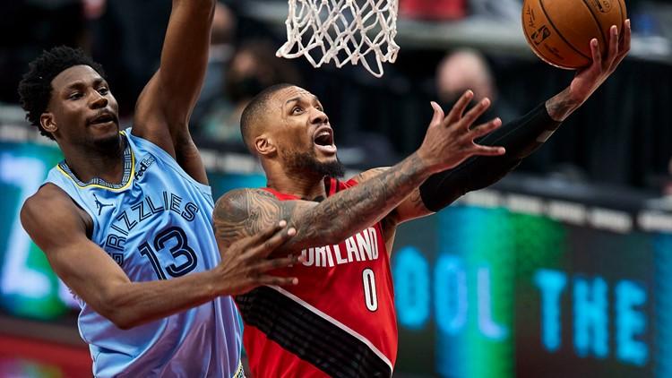Trail Blazers tumble in latest NBA power rankings