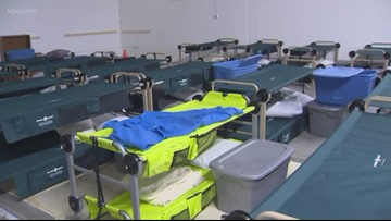 Donations needed as shelters open for another night
