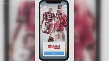 Oregon Lottery launches 'Scoreboard' sports betting app; you can gamble from your couch