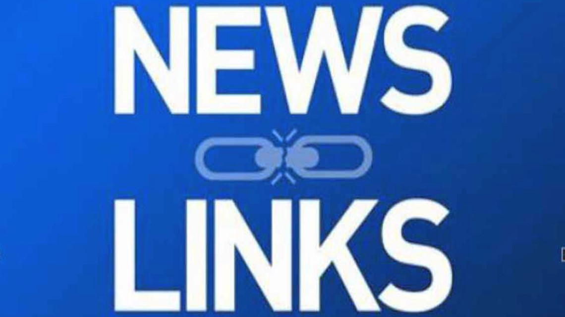 Newslinks as seen on TV
