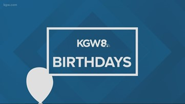 KGW viewer birthdays Nov. 9