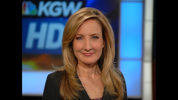 Keely Chalmers, KGW Reporter