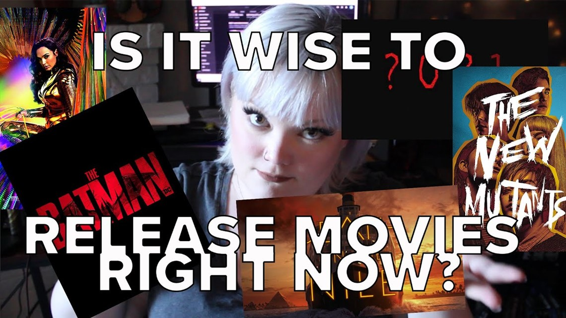 Is it ethical to be releasing movies into theaters right now?