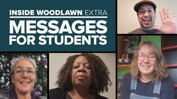 Inside Woodlawn Extra: Messages for Students