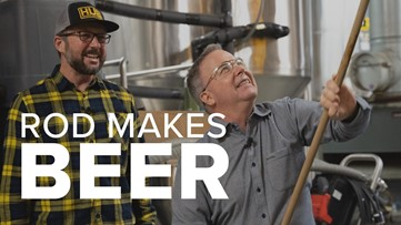 Rod on the Job: Brewer at Hopworks Urban Brewery
