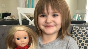 Stories of Thanks: 4-year-old Oregon City girl overcomes cancer