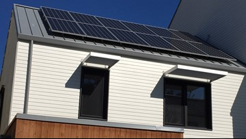 Oregon homeowners use innovated ways to get energy use to zero