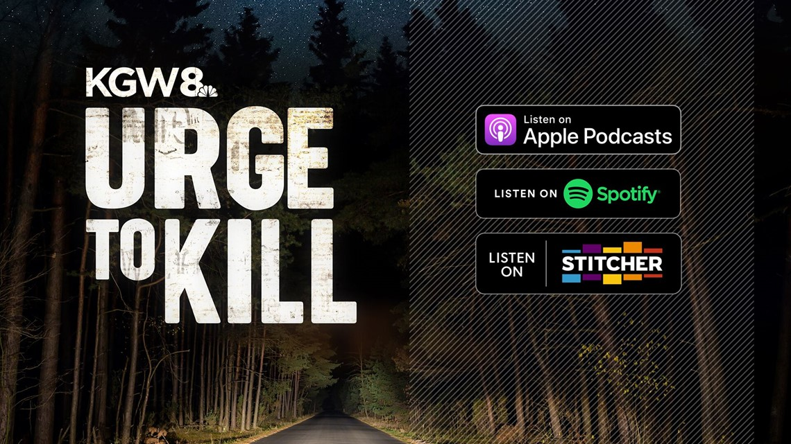 Our true crime podcast 'Urge To Kill' is out now. Here's how to listen