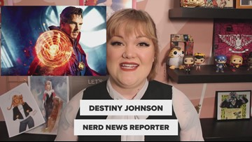 Nerd News in 60 Seconds: Marvel trouble?